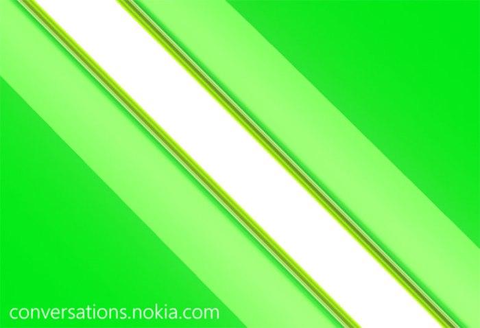 nokia-green-stripe