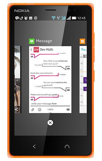 Nokia-X2_multitasking