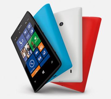 Lumia 520 colors