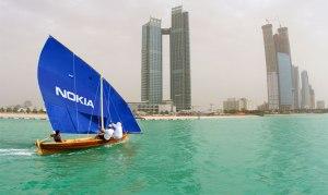 nokia-boat