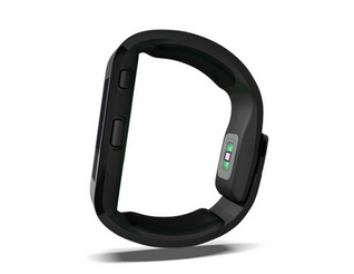 Microsoft band side