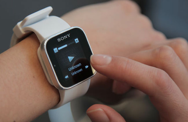 Sony-SmartWatch-SDK