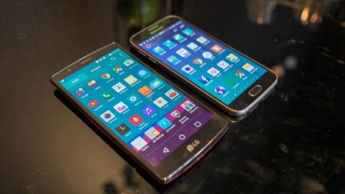 LG G4 vs Samsung GS6-1-970-80